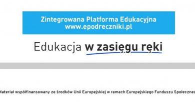 Banek programu Edukacja w zasięgu ręki