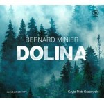 """Zdjęcie okładki audiobooka Bernarda Minier pt."""" Dolina"""""""