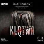 """Zdjęcie okładki audiobooka Maxa Chornyja pt. : """"Klątwa"""""""