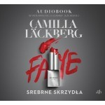 "Zdjęcie okładki audiobooka Camilli Läckberg pt. ""Srebrne skrzydła"""