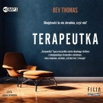 "Zdjęcie okładki audiobooka Beva Thomasa pt. ""Terapeutyka"""
