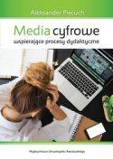 Zdjęcie okładki książki: kobieta podpiera głowę na rękach siedząca nad otwartymi książkami i laptopem.