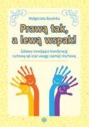 Zdjęcie okładki książki: uniesione do góry uśmiechnięte dłonie dziecięce