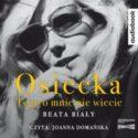 """Zdjęcie okładki audiobooka """"Osiecka"""""""