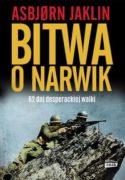 """Zdjęcie okładki książki """"Bitwa o Narwik""""."""