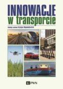 """Zdjęcie okładki książki """"Innowacje w transporcie"""""""