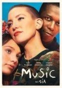 """Zdjęcie okładki filmu, pt.""""Music""""."""
