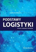 """Zdjęcie okładki książki, pt. """"Podstawy logistyki""""."""