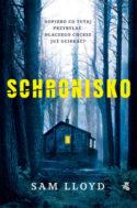 """Zdjęcie okładki książki, pt. """"Schronisko""""."""