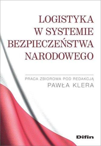 Tytuł książki wypisany na biało-czerwonej fladze.