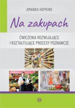 Trzy zdjęcia przedstawiające różne sytuacje na zakupach w sklepie.