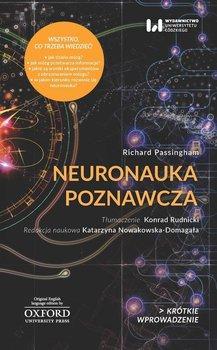"""Zdjęcie okładki książki, pt."""" Neurotyka poznawcza""""."""