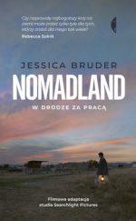 """Zdjęcie okładki książki, pt.""""Nomadland : w drodze za pracą """""""
