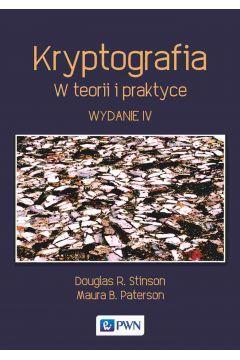 """Zdjęcie okładki książki, pt. :Kryptografia"""""""