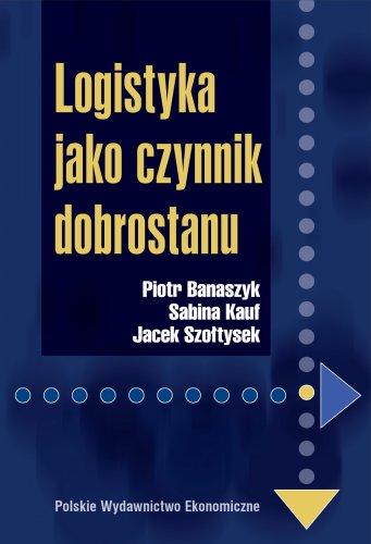 """Zdjęcie okładki książki, pt. """"Logika jako czynnik dobrobytu""""."""