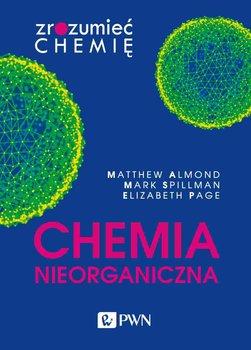 """Okładka książki, pt. """"Chemia nieorganiczna """"."""