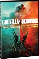"""Okładka filmu, pt."""" Godzilla vs Kong"""""""
