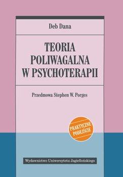 """Zdjęcie okładki książki, pt. """"Teoria poliwagalna w praktyce : zestaw 50 ćwiczeń """"."""